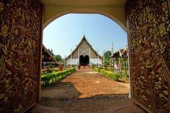 Vieux temple Images stock