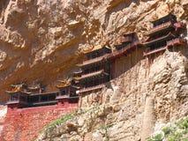 Vieux temple chinois Photo libre de droits