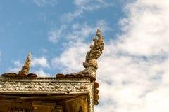 Vieux temple dans province Phnom Penh le Cambodge en novembre 2015 Images stock