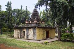 Vieux temple de Lord Shiva ou de Mahadev, Kolhapur, maharashtra images libres de droits