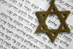 Vieux testament Image stock