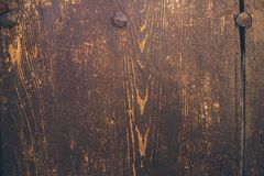 Vieux texture et fond en bois Vieille trappe en bois Photo libre de droits