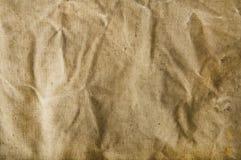 Vieux tissu Images stock