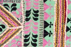 Vieux tissu Photographie stock