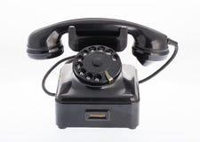 Vieux téléphone Photo libre de droits