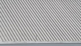 Vieux toit sale de texture en métal Images stock
