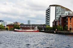 Vieux Trafford Photos stock