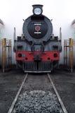 Vieux train de vapeur Photos libres de droits