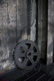 Vieux trains Photo stock