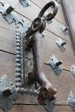 Vieux traitement de trappe Image stock