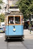 Vieux tram Photos libres de droits