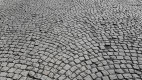 Vieux trottoir image libre de droits