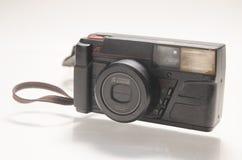 Vieux type d'appareil-photo de film Photo stock