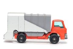 Vieux véhicule #3 d'ordures de véhicule de jouet photo libre de droits