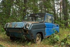 Vieux véhicule Photo libre de droits