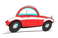 Vieux véhicule illustration libre de droits