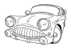 Vieux véhicule Image libre de droits
