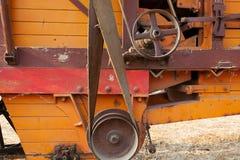 Vieux véhicule agricole photographie stock libre de droits
