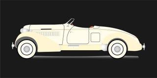 Vieux véhicule américain Illustration Stock