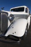 Vieux véhicule américain Image stock