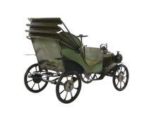 Vieux véhicule antique Photo libre de droits