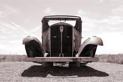 Vieux véhicule classique Photographie stock libre de droits