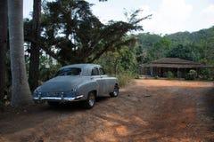 Vieux véhicule cubain Photographie stock libre de droits