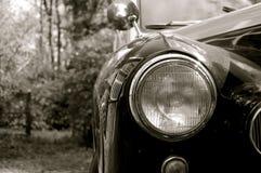 Vieux véhicule de cru Photographie stock