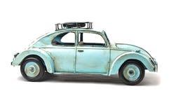 Vieux véhicule de jouet Image stock