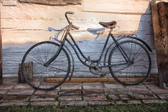 Vieux vélo Photographie stock