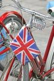 Vieux vélo de pédale Image libre de droits
