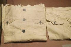 Vieux vêtements photo libre de droits