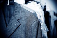 Vieux vêtements de blanchisserie photographie stock libre de droits