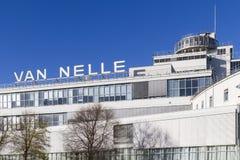 Vieux Van Nelle Photo stock