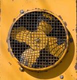 Vieux ventilateur Photographie stock libre de droits