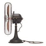 Vieux ventilateur antique Photographie stock libre de droits