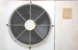 Vieux ventilateur d'aérage Photo libre de droits