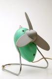 Vieux ventilateur de cru Photo stock