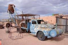 Vieux ventilateur opale Image stock