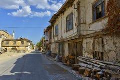 Vieux village Images libres de droits