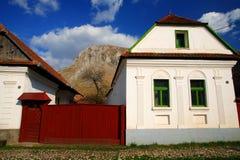 Vieux village Photographie stock libre de droits