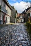 Vieux village de goslar, Allemagne Photographie stock