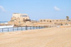 vieux ville-fort asiatique central images libres de droits