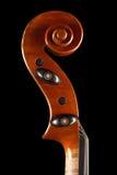 Vieux violon image stock