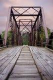 Vieux volez le pont images libres de droits