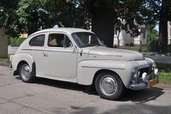 Vieux Volvo 544 Image libre de droits