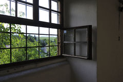 Vieux Windows Images stock