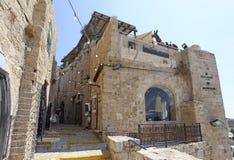 Vieux Yaffo, Israël Photos stock