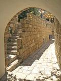 Vieux Yaffo (Jaffa, Yafo), Tel Aviv, Israël images libres de droits