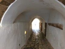 Vieux Yaffo (Jaffa, Yafo), Tel Aviv, Israël photographie stock libre de droits
